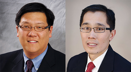 Drs. David Au and Michael Ho